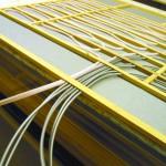 Sandwichplatten - Einlagen-Beispiel: Heizung