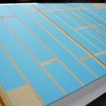 Sandwichplatten - Einlagen-Beispiel: Holz