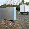 Sandwichplatten - Produkt: Aluminium-Aussenhaut