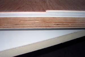 Sandwichplatten - Produkt: GFK Holzeinlage Multiplex