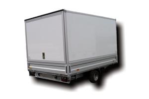 Fahrzeugbau – Produkt: Anhänger-Koffer