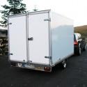 Fahrzeugbau – Produkt: Anhänger-Koffer / Motorrad-Transport