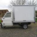 Fahrzeugbau – Produkt: APE- und MEGA-Aufbauten - Beispiel 3