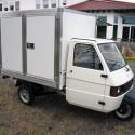 Fahrzeugbau – Produkt: APE- und MEGA-Aufbauten – Beispiel 3