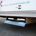 Fahrzeugbau – Produkt: Arbeitsschutzanhänger