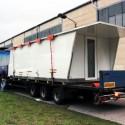 Fahrzeugbau – Produkt: Hausboot-Kabine