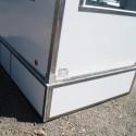 Fahrzeugbau – Produkt: Kassenhaus als Anhänger
