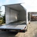 Fahrzeugbau – Produkt: Luftfrachtcontainer