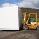 Fahrzeugbau – Produkt: Mobile Container - Beispiel