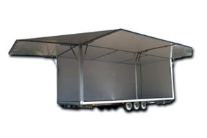 Fahrzeugbau – Produkt: Promotionanhänger