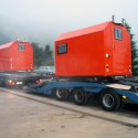 Fahrzeugbau – Produkt: Sanitätscontainer