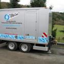 Fahrzeugbau / Sonderbau - Produkt: Trinkwasserleitungsspülanhänger