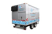 Fahrzeugbau / Sonderbau - Produkt: Spülanhänger (Wasserleitung)