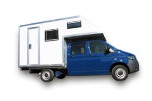 Wohnkabine VW Allrad