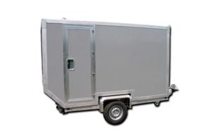 Fahrzeugbau – Produkt: Variotrailer / Offroad-Wohnanhänger