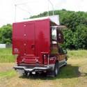 Fahrzeugbau – Produkt: Pickup-Wohnkabine – Basis Ford F350