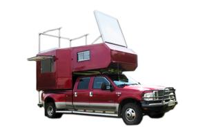 Fahrzeugbau – Produkt: Wohnkabine – Basis Ford F350