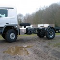 Fahrzeugbau – Produkt: Wohnkabine – Basis Mercedes Actros