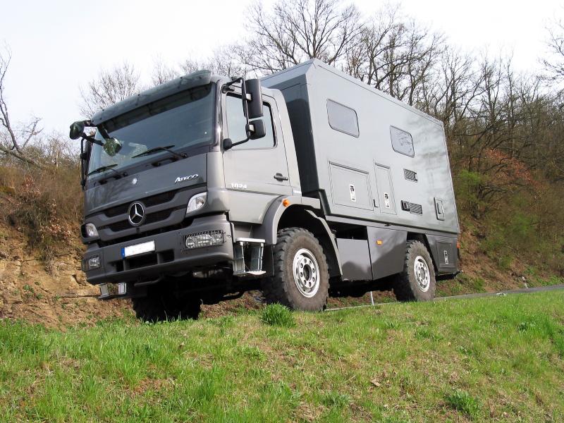 Mercedes Atego › Moser Fahrzeugbau