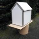 Service - Sonderbau – Produkt: Hydrantenkasten / Überhausung