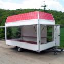 Verkaufsfahrzeuge – Leeranhänger: Kastenaufbau / Exemplar 2
