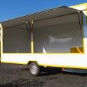 Verkaufsfahrzeuge – Leeranhänger: Kastenaufbau / Exemplar 11