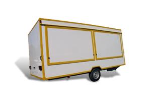 Verkaufsfahrzeuge – Verkaufsanhänger: Backwarenanhänger / Exemplar 4