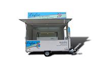 Verkaufsfahrzeuge – Verkaufsanhänger: Eiswagen / Exemplar 1