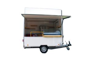 Verkaufsfahrzeuge – Verkaufsanhänger: Eiswagen / Exemplar 2