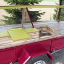 Verkaufsfahrzeuge – Verkaufsanhänger: Feinkostwagen – Kühltheke / Exemplar 2