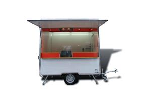 Verkaufsfahrzeuge – Verkaufsanhänger: Imbissanhänger / Exemplar 1