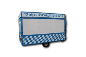 Verkaufsfahrzeuge – Verkaufsanhänger: Imbissanhänger / Exemplar 5