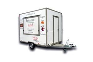 Verkaufsfahrzeuge – Verkaufsanhänger: Imbissanhänger / Exemplar 7