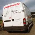 Verkaufsfahrzeuge – Verkaufsmobile: Backwarenfahrzeug / Basis Opel Movano