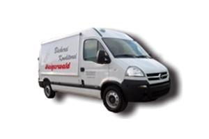 Backwarenmobil Opel Movano