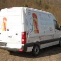 Verkaufsfahrzeuge – Verkaufsmobile: Backwarenfahrzeug / Basis VW Crafter