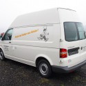 Verkaufsfahrzeuge – Verkaufsmobile: Backwarenfahrzeug / Basis VW T5