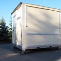 Fahrzeugbau / Container – Produkt: Rollender Imbisscontainer
