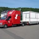 """Fahrzeugbau / Container – Produkt: Imbisscontainer auf """"Münchner Wiesn"""""""