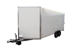 Fahrzeugbau – Anhänger: Rennwagentransporter / Beispiel 1