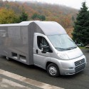Fahrzeugbau / Sonderbau - Produkt: Dachhaube für Promotionmobil Fiat Ducato
