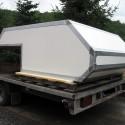 Fahrzeugbau / Wohnkabinen - Selbstbau - Produkt: Alkoven 1