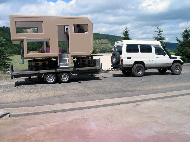 offroad wohnkabine moser fahrzeugbau. Black Bedroom Furniture Sets. Home Design Ideas