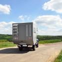 Wohnkabinen / Leerkabinen - Pickup-Fahrzeug – Basis Ford Ranger