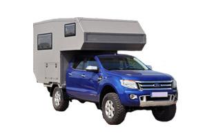 Wohnkabinen / Leerkabinen – Pickup-Fahrzeuge – Produkt: Ford Ranger - Intro