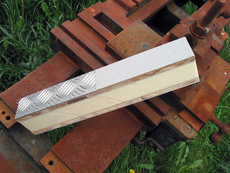 Dämmung Fußboden Wohnmobil ~ Sandwichplatten u203a moser fahrzeugbau