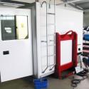 Wohn- und Leerkabinen / Kabinenbau – Produkt: Kabine für Containerrahmen