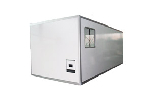 Kabine für Containerrahmen
