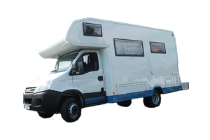 Wohnmobil Iveco Daily 1