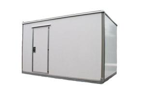 Fahrzeugbau / Container – Produkt: Container zur Umweltluftmessung